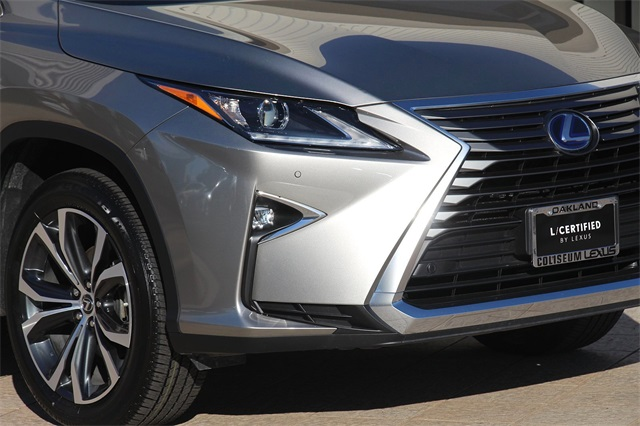 Certified Pre-Owned 2018 Lexus RX 450h