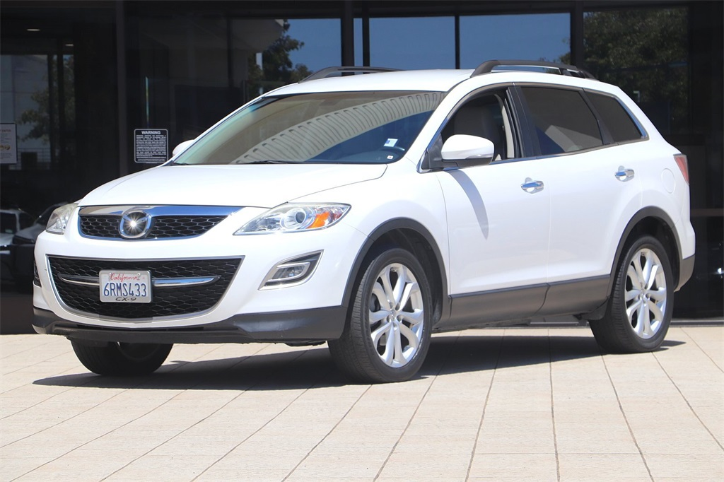 Pre-Owned 2011 Mazda CX-9 Grand Touring
