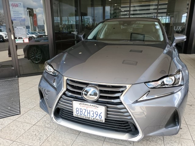 Used Lexus Is Oakland Ca