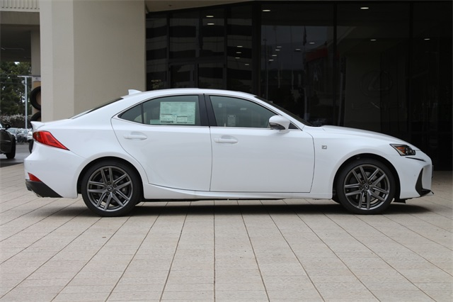 New 2019 Lexus IS 350 350