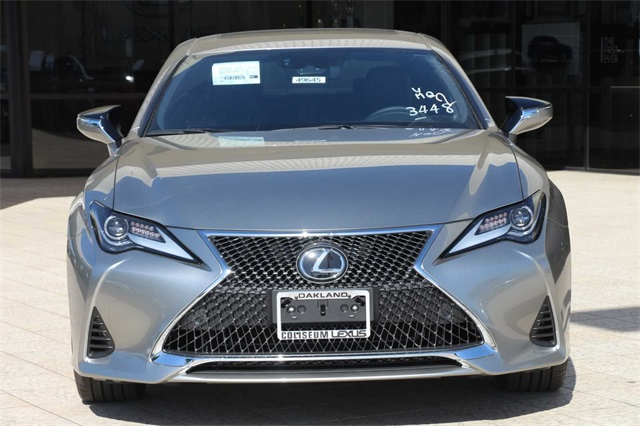 New 2019 Lexus RC 350 350