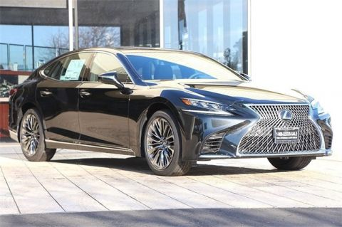 New 2019 Lexus LS 500 500 Base