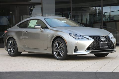 New 2019 Lexus RC 350 F SPORT 350